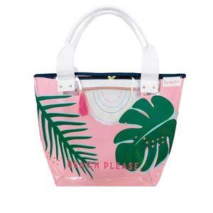 Handbags - Hoola Beach Please Clear Tote
